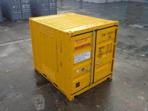 10ft Dangerous Goods Container