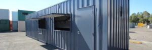Container Kitchen
